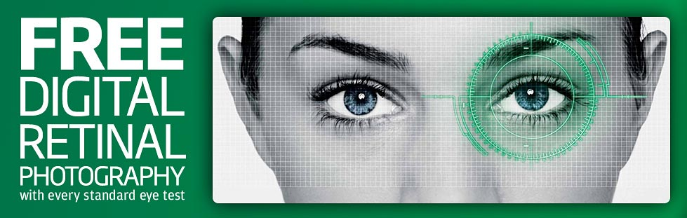 FREE Digital Retinal Photography at Specsavers
