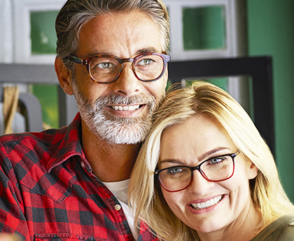 Glasses including multifocal lenses from $149