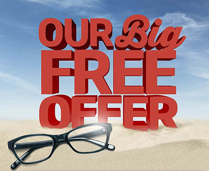Our Big Free Offer